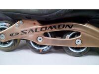 Salomon inline roller skates