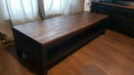 coffee table/ tv table