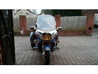 Honda goldwing 1500 trike 1993 good condition for year