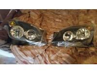 Mk5 astra headlights (black)