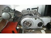 Honda C50 6V engine (rare)