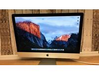 iMac 27'' late 2012