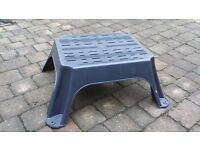 STEP lightweight with wide feet, ideal for caravan or motor homes