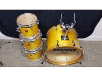 Premier XPK Drum Shells Only - Topaz