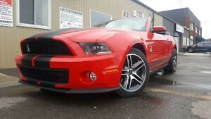 2010 Ford Mustang Shelby GT500-1 OWNER LOCAL-ALWAYS STORED INSID