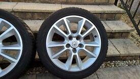 Winter tyres 225/45R17
