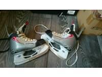 Size 1 ice skates