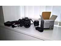 Pentax K 50 and 2 lens package