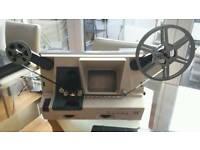 Vintage Kinay 16mm and 8mm cine film viewer