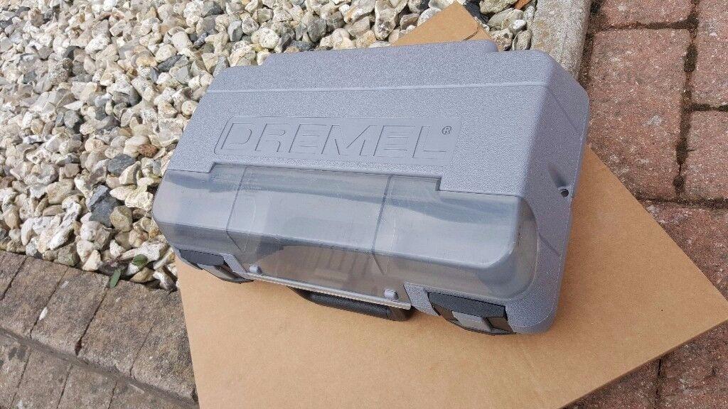 Dremel Storage Tool Box Carrying Case Organizer