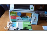 Cricut mini electric die cutting machine
