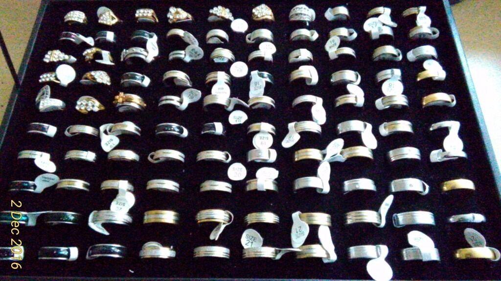 LADIES & GENTS DRESS/WEDDING RINGS