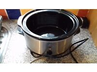 Electric Slow Cooker 3Litre