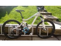 GIANT TRANCE X4 fs mountain bike