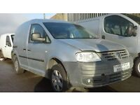 **FOR BREAKING** 2008 VW CADDY (CHOICE OF TWO).