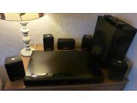 Panasonic 5.1 Surround system