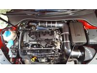 Like brand new Ramair Oversized Induction Kit Tfsi s3 Golf Leon cupra tfsi tts gti