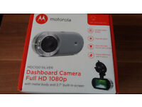 Motorola Dash Cam with 16GB SD Card