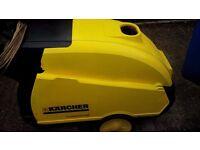 Karcher 745 Hot Industrial Pressure Washer Steam Cleaner Car Wash Valeting
