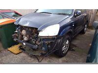 Honda CRV 2.0L - LPG Conv. Spares/Repair