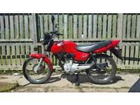 Honda CG 125cc 2006