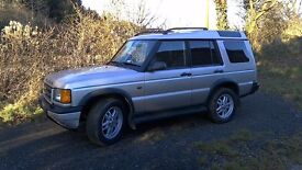 Land Rover Discovery TD5 2.5 diesel