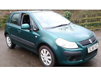 SUZUKI SX4 1.6 PETROL 5 DOOR HATCH LOW 39K MILES FULL HISTORY