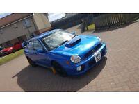 Subaru Bugeye WRX (Fast & Loud) (SWAP)