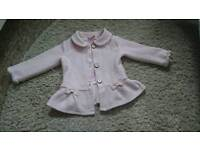 Ted baker baby girl jacket 9-12m