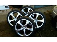 5x114.3 R18 alloy wheels mazes Honda hyundai kia Toyota Nissan lexus
