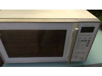 2 X Sharp double grill microwaves. R 798M