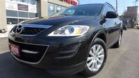 2010 Mazda CX-9 GS, DVD, 7 PASS, AWD, LEATHER