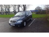 !! 7 seaters !! Ssangyong Rodius !! 59 Plate !! Warranty !! Diesiel !! 11 Months M.O.T !!