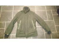 Ma.Strum jacket, green, size:small.