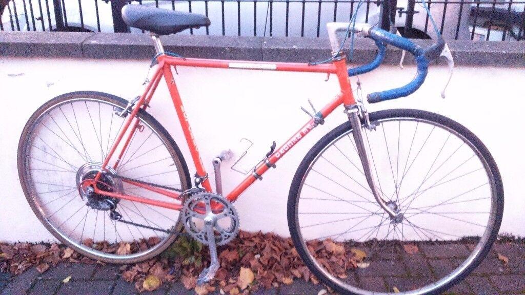 Motobecane Type Record road bike classic French bike 57cm/Medium size properly serviced