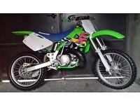"""1995 Kawasaki KX 250 """" EVO """""""