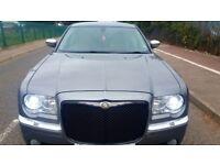 Chrysler 300c 3.0cdr auto New 1 Year Mot