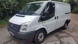 2012 ford transit 100 t250 euro5 6 speed **1 owner***