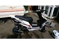 150cc Moped Reg as 50cc