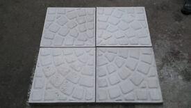 Concrete Cobble Quadrant 900mm x 900mm (3ft x 3ft) approx