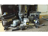 Kirby G six Hoover with attachments