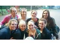 Play Netball in Islington