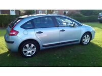 Citroen C4 SX 1400cc/16v Petrol Manual