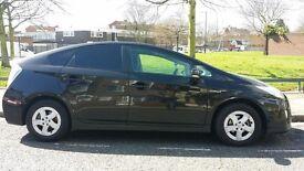 PRIUS 61 REG BLACK LEATHER SEATS uber ready pco