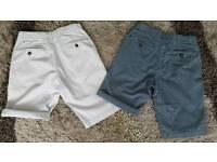 jack wills chino shorts size 28 mens
