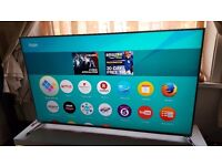 """PANASONIC 58"""" 58DX750B SUPER Smart 4K HDR TV,built in Wifi,Freeview HD, NETFLIX,GREAT Condition"""