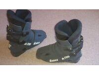 Gents Nordica NS720 Ski Boots Size 8 UK