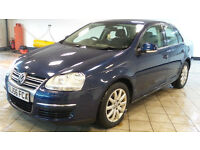 2006 56 VOLKSWAGEN JETTA 1.9 S TDI 4D 103 BHP DIESEL *PART EX WELCOME*24 HOUR INSURANCE*WARRANT