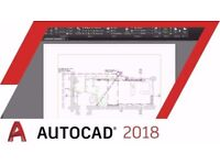 AutoCAD 2018 for Windows / 2017 for MAC