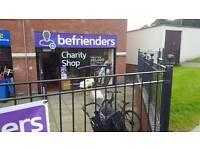 befrienders charity shop